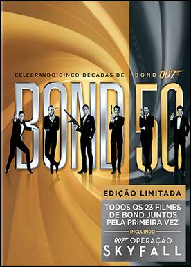 Coleção 007: Celebrando as Cinco Décadas de Bond