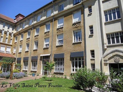 La Villa Saint Pierre Fourier