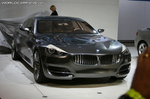 New BMW Car