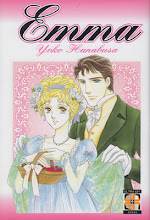 Il manga di Emma di Yoko Hanabusa  disponibile in tutte le fumetterie!