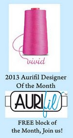 Aurifil Design Team 2013