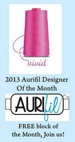 Aurifil Design Team 2013