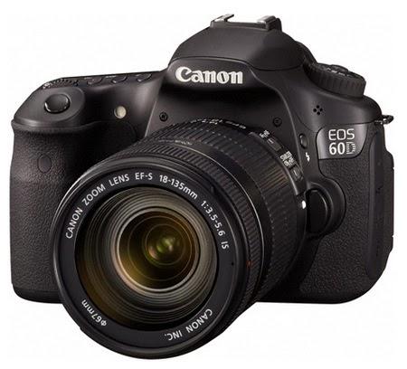 Daftar Harga Kamera DSLR Canon Paling Murah