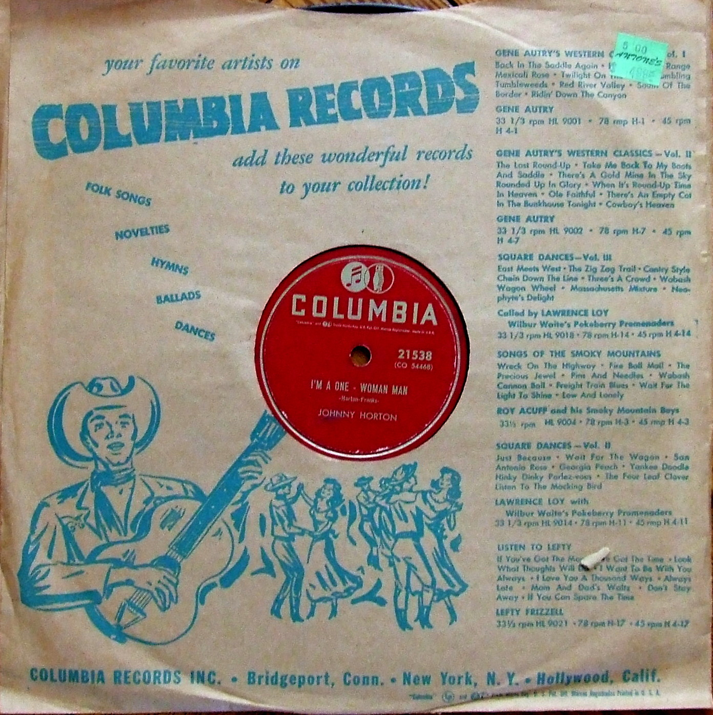 Columbia Sleeve !