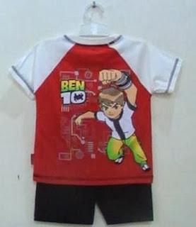 Baju kartun anak, Toko Busana Anak