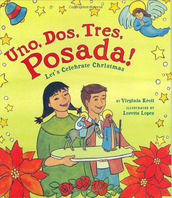 Mommy Maestra: 4 Children's Books to Celebrate Las Posadas