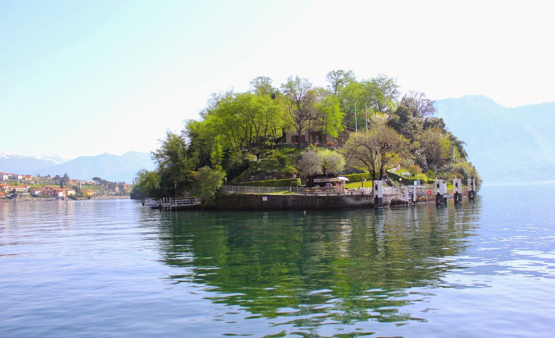 Un'isola sul Lago: l'Isola Comacina - foto di Elisa Chisana Hoshi