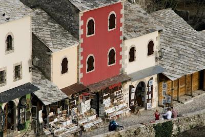 Street of Kujundziluk, Mostar