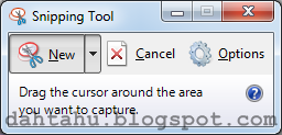 Snipping Tool Print Screen Cara Mudah