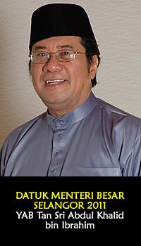 menteri besar selangor 2011