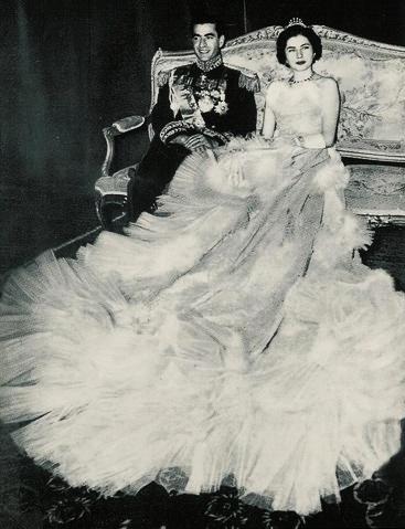 Image result for queen soraya wedding gown