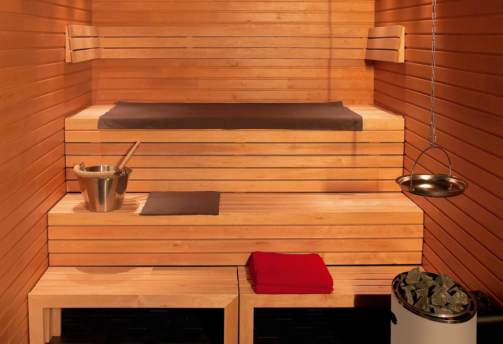 Sauna On Pinterest