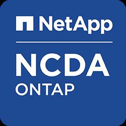 NCDA ONTAP