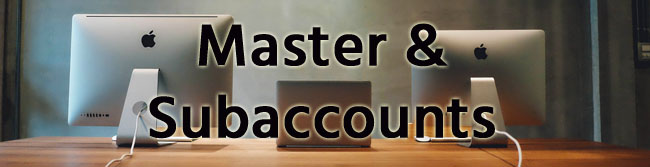 What is a Master Account with Subaccounts at JangoMail and how this setup can help JangoMail customers.