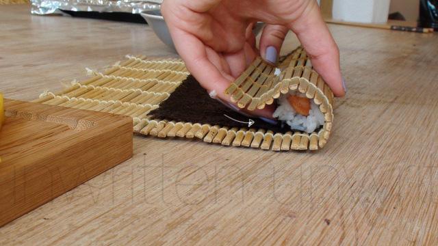 unwritten sushi selber machen. Black Bedroom Furniture Sets. Home Design Ideas