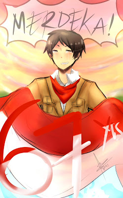 Indonesia 67 year by ~Satsuki98