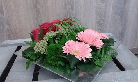 Fleurs et senteurs for Composition florale exterieur hiver