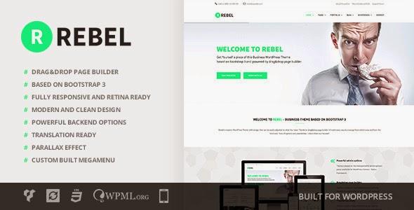 Best WordPress Business Bootstrap Theme