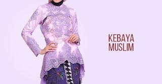 Tren Kebaya Muslim, Kombinasi Klasik, Modern dan Islami