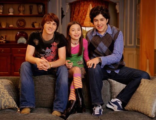 """NickALive!: Where Are They Now: Nickelodeon And """"Drake And ... Josh Peck And Miranda Cosgrove"""
