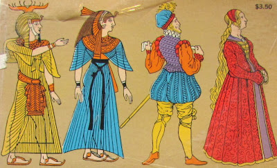 history of costume by kohler