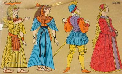 history of costume by kohler