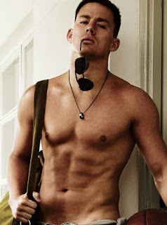 Channing Tatum sexy naked nude penis
