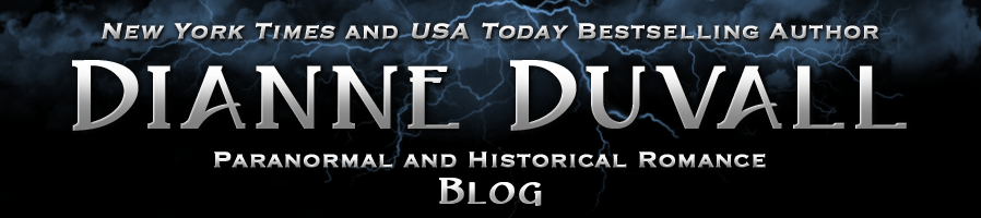 Author Dianne Duvall's Blog