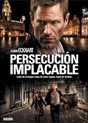 Persecución Implacable / El Último Testigo / Fugitivo (Erased) Poster