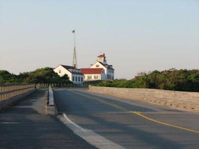 Coast Guard Beach - Old Coast Guard Station