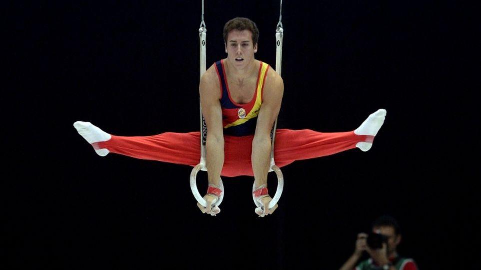 La gimnasia for Deportes de gimnasia