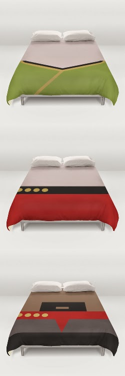 Star Trek Duvet Covers