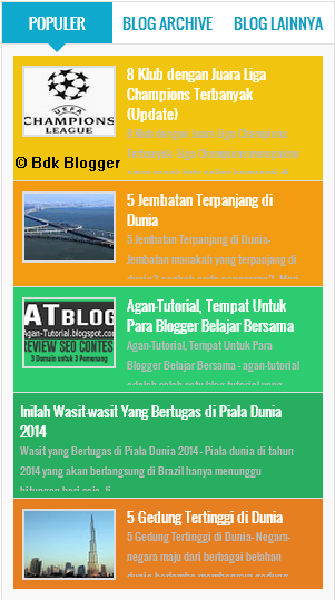 MULTI TAB BLOGGER