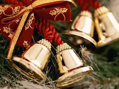 Papel de Parede Sinos de Natal