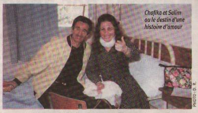 chafika après la rencontre