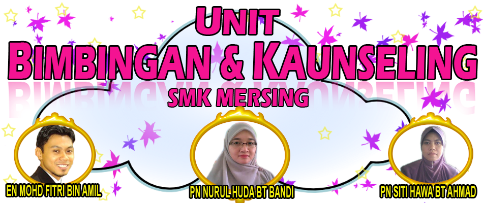 Unit Bimbingan & Kaunseling SMK Mersing