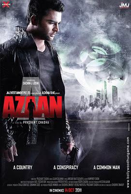 Azaan (2011) DVD Rip 700 MB movie poster, Azaan (2011) DVD Rip 700 MB dvd cover, azaan movie poster, Azaan dvd cover poster, azaan poster