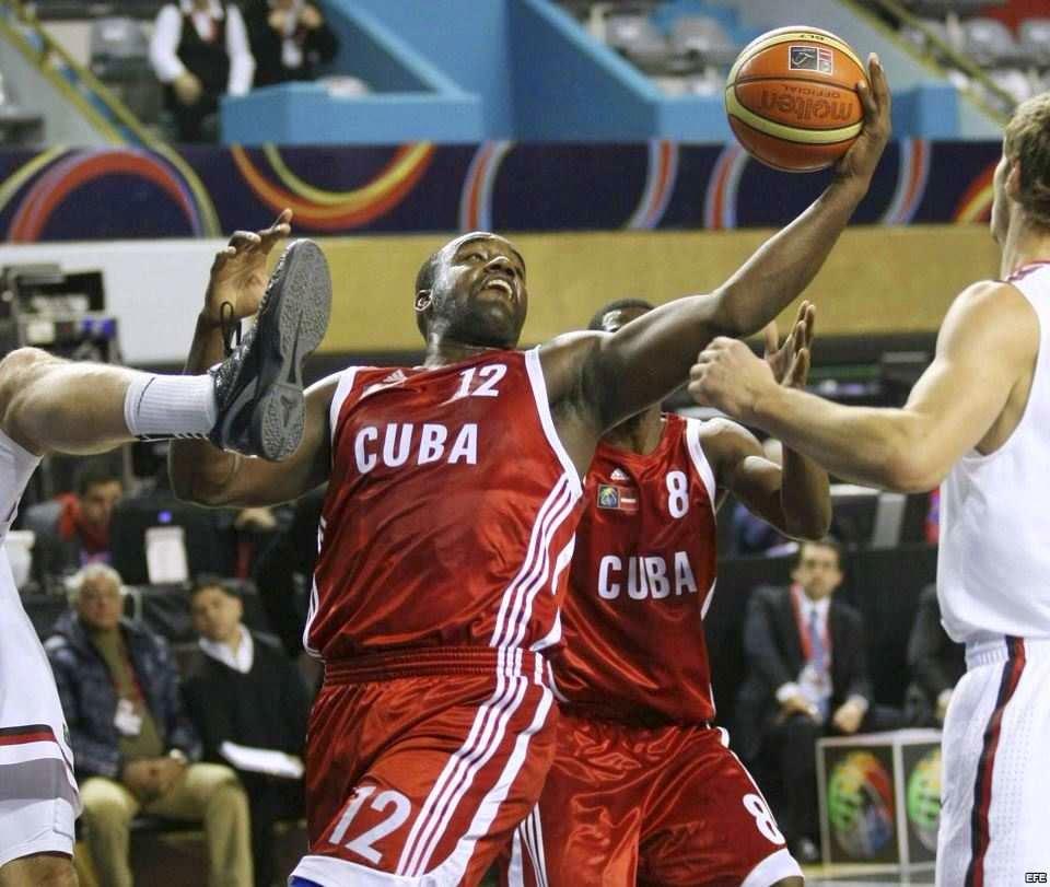 Cuba-Panama-Centrobasket