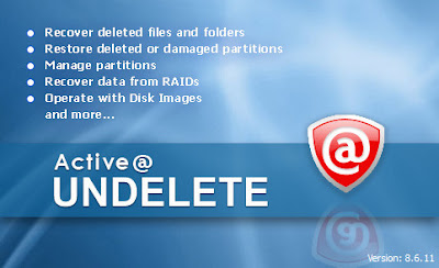 Active Undelete Enterprise 8.6.11