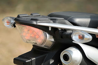 new hero motocorp impulse rear lights