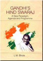 New Book Published: Gandhiji's Hind Swaraj