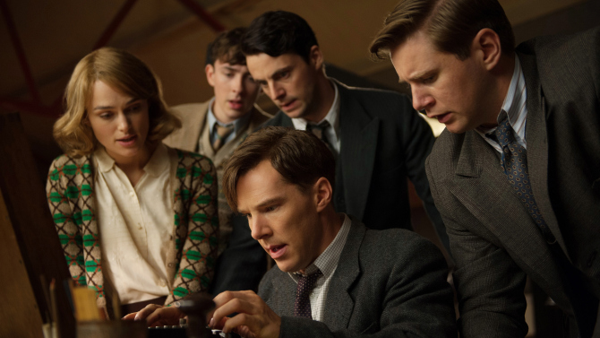 "On ""The Imitation Game"""