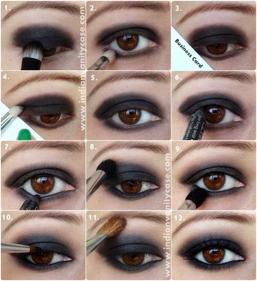Eye Makeup Art Designs