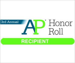 APS placed on AP Honor Roll
