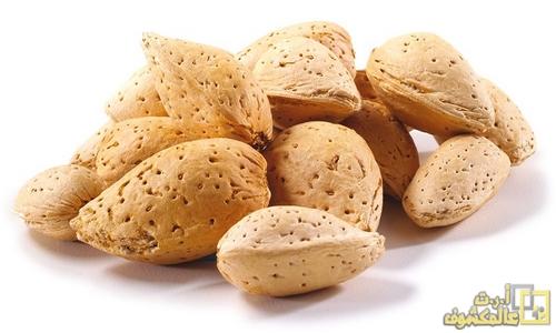 """الفوائد الصحية لتناول اللوز """"Almonds"""""""