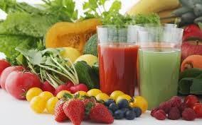 sayuran hijau, buah buahan, berkhasiat