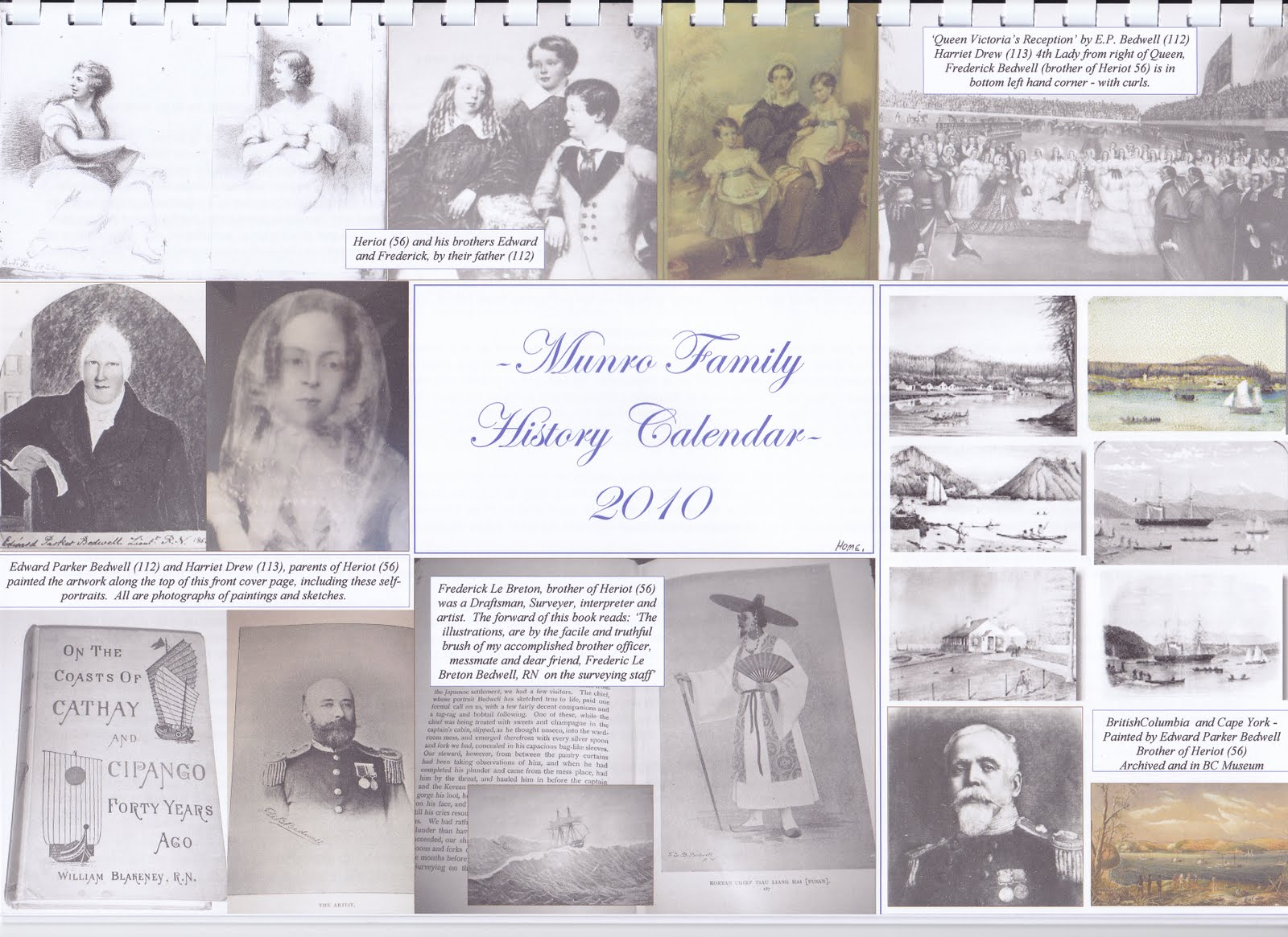 how to know about your family history