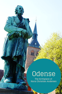Travel the World: Odense, Denmark's third largest city, is the birthplace of Denmark's famous fairy tale author Hans Christian Andersen.