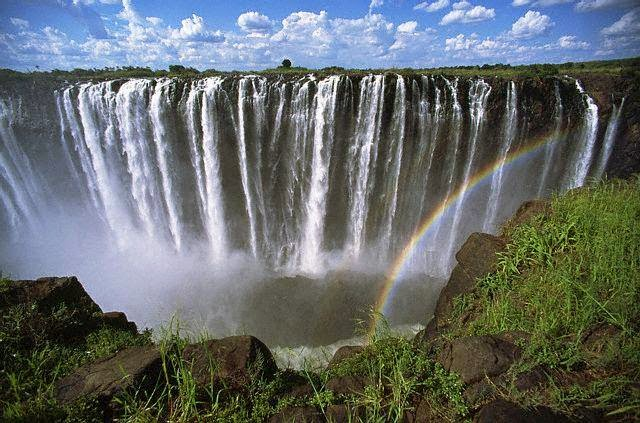 Zimbabwe - worst tourist destination ranked 5th