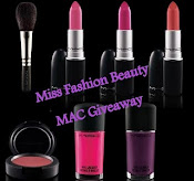 Miss Fashion Beauty Mac Giveaway